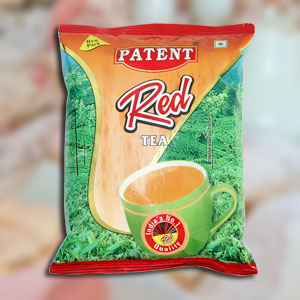 Patent Tea Gold
